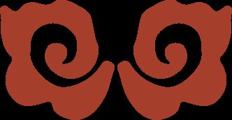 flourish-4-maroon